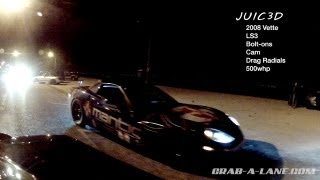 Turbo Coyote Mustang, TT C5, Nitrous LS3, C6Z06, EVOs, Turbo 4V GT, Supra & more Street Racing!