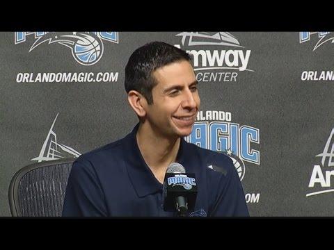 Orlando Magic names ABQ native as interim head coach