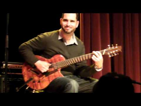Charlie Hunter Trio live @ Yoshi's Oakland California 12/12/10
