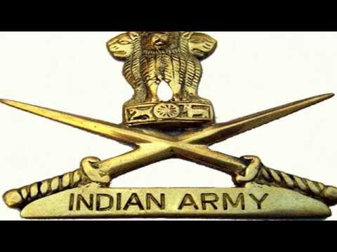 Indian Army Marching Song  -  Kadam Kadam - Official video
