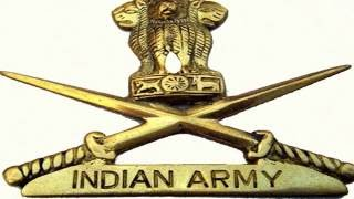 INDIAN ARMY MARCHING SONG  -  KADAM KADAM - OFFICIAL