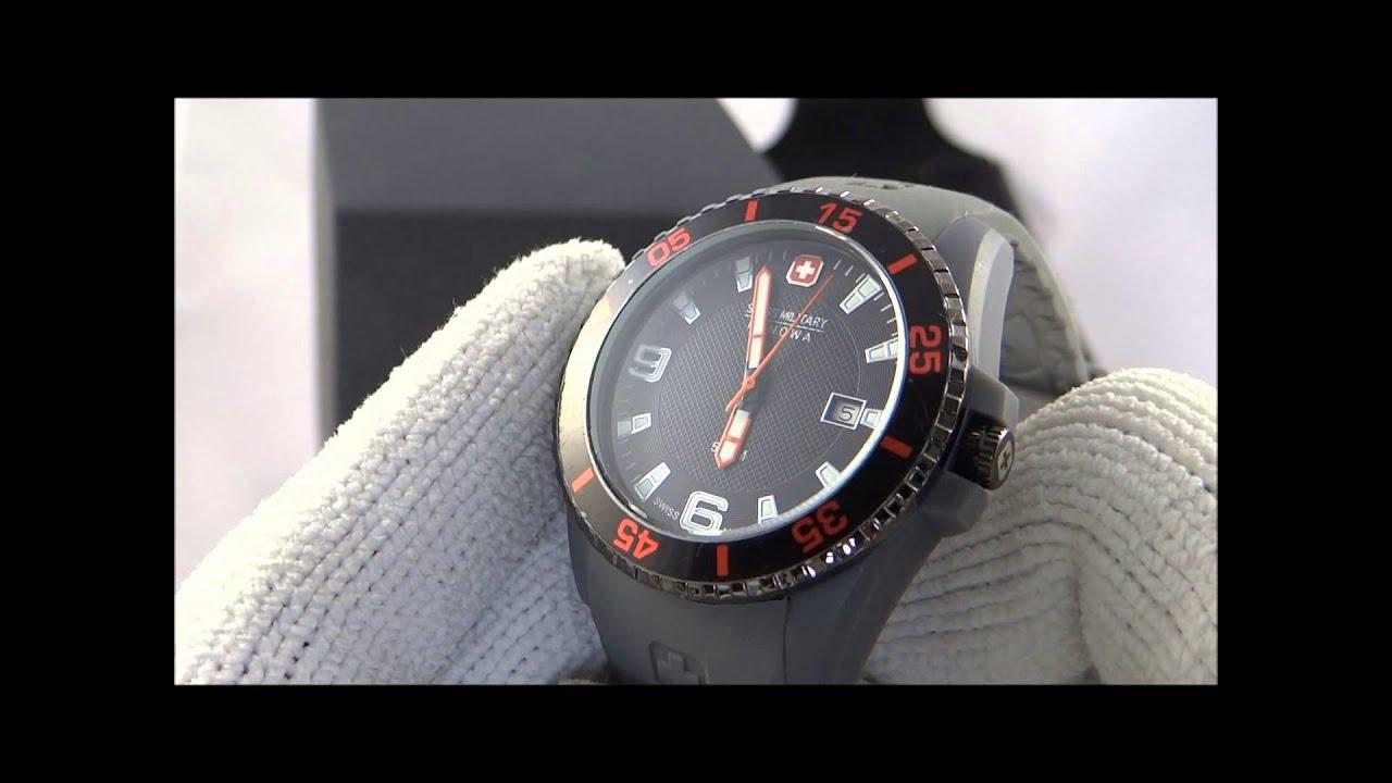 swiss military hanowa watch review что она быстро