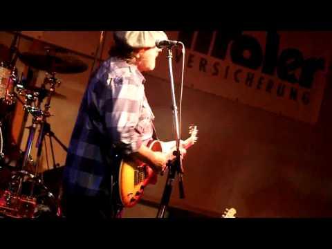 Miller Anderson - BLIND MAN - Bourbon Festival Austria 2011