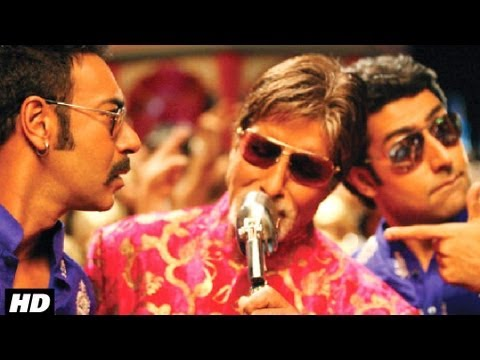 bol Bachchan Full Song | Bol Bachchan | Amitabh Bachchan, Abhishek Bachchan, Ajay Devgn video