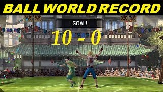 How to Win Ball Game 10 - 0 ! Football World Cup Event in Shadow Fight 3