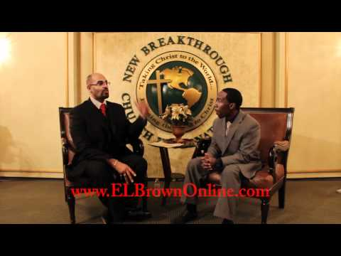 Live Interview With Apostle Donald Coleman
