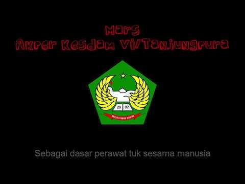 Mars Akper Kesdam VI Tanjungpura Lirik by jalilordofdkc@gmail.com