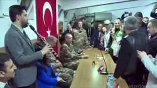 Download Lagu Erdoğan ve Sanatçılar Kışla Ziyareti: VATANINA GÖZ DİKENİ EZ OĞLUM-Esat KABAKLI/Klarnet:Serkan ÇAĞRI Gratis STAFABAND