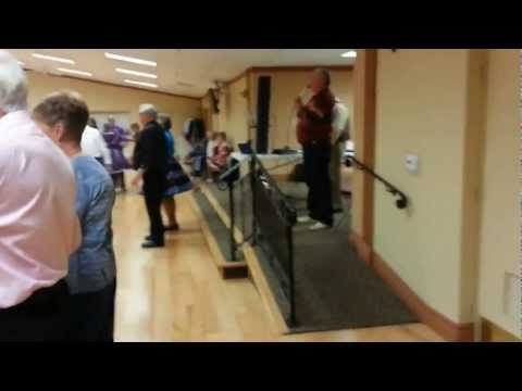 Square Dance at Golden Vista Resort in Apache Junction, Arizona with Tom Roper & Dave Sutter