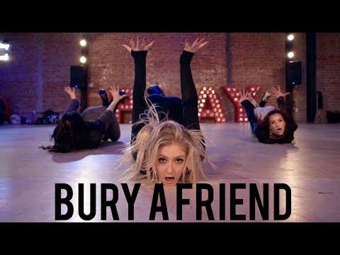 Billie Eilish - bury a friend - Choreography by Marissa Heart