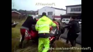 #15 ATV Epic Crash Compilation Fail crashes Quad Accidents Cross