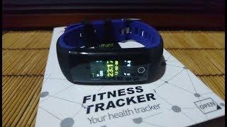 Review: Temyo Pulsera Inteligente Fitness Tracker Monitor