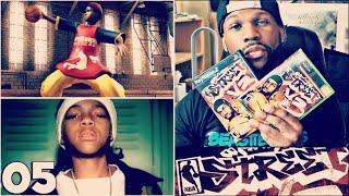NBA Street Vol 3. Street Challenge Part 5 - Biggie Little is Lil' Bow Wow