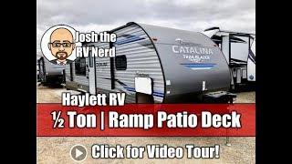 2020 Coachmen Catalina TrailBlazer 26TH Toy Hauler Travel Trailer