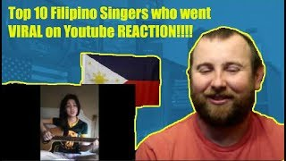 Philippines Best Singers In The World Top 10 Filipino Singers Who Went Viral On Youtube Reaction