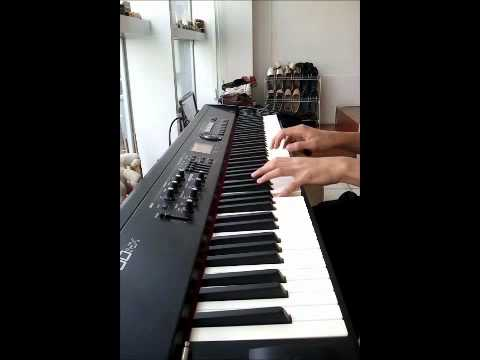 Noah - Separuh Aku (piano Cover) video