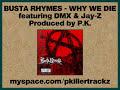 Busta Rhymes de Why We Die [video]