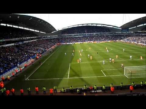 BOLTON V BLACKPOOL 4 MAY 2013.ADDED TIME