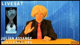 WWWAR on the Internet - feat. Wikileaks vs The Pentagon [RAP NEWS 4]