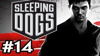 Sleeping Dogs Walkthrough w/Nova Ep.14: GET IN THE TRUNK