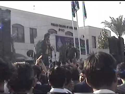 Atif Aslam At Punjab College boys