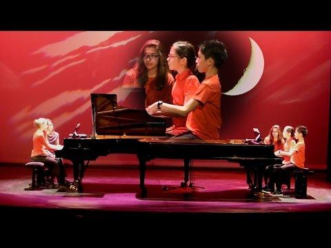 Дебюсси Клод - La Mer (2p) Saint-Saens - Debussy Introduction et Rondo Capriccioso (2p)