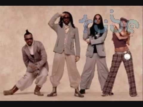 Black Eyed Peas: Party All The Time