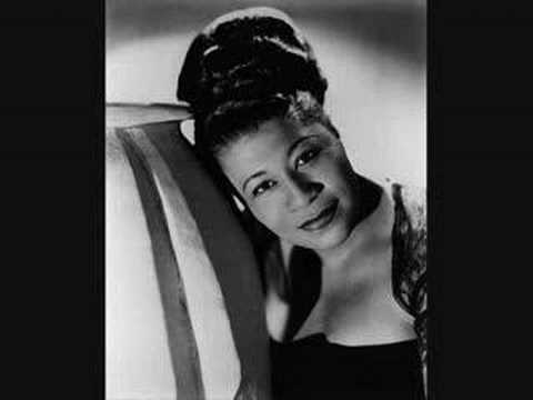 Ella Fitzgerald - I love Paris