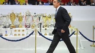 Ali Koç Fenerbahçe Başkanlığına Adayım!...