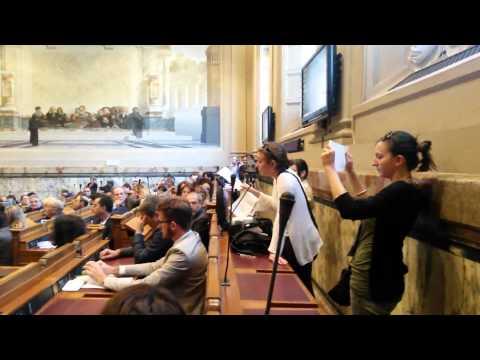 Roma, verso lo sciopero sociale bloccato convegno al Cnel: parlano i precari!