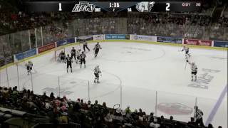 Ontario Reign - Throwback Thursday - Jonny Brodzinski Scores Hat Trick at San Antonio