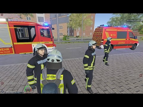 Emergency Call 112 – Traffic Accident + Cat. 1 Fire Alarm! 4K