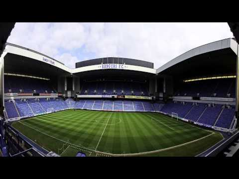 Ibrox Stadium Glasgow City of Glasgow