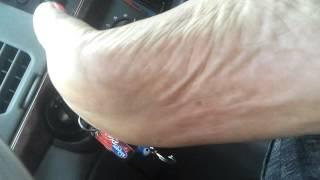 Stinky size 11 ebony feet sniff (car)