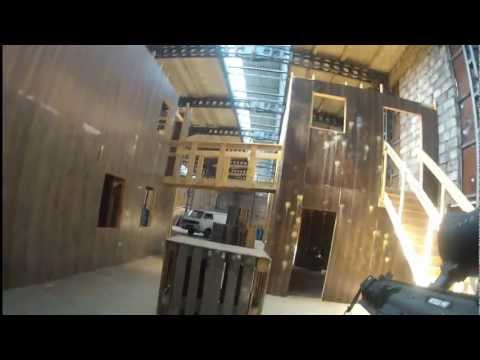 Paintball Close Quarters Battle (HD)