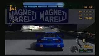 Gran Turismo 3 A-Spec PS2: Mid-Field Raceway