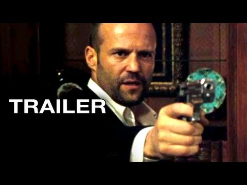 Safe Official Trailer #1 - Jason Statham Movie (2012)