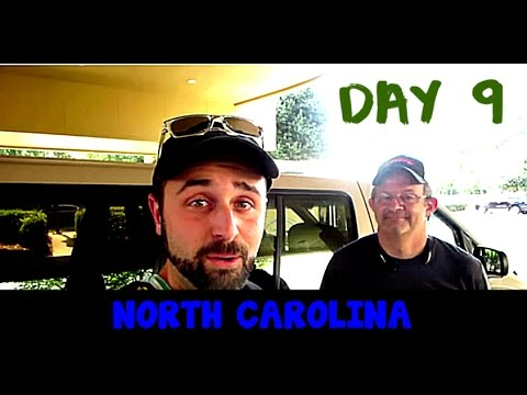 Day # 9 of 32: Picking With a YouTube Subscriber in North Carolina!