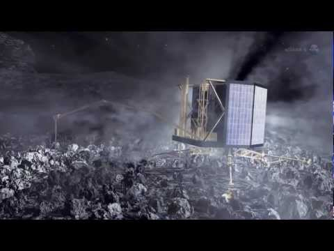 Rosetta: Mission to Land on a Comet [720p] [3D converted]