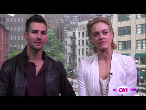 James Maslow and Peta Murgatroyd Address Their Relationship Rumors