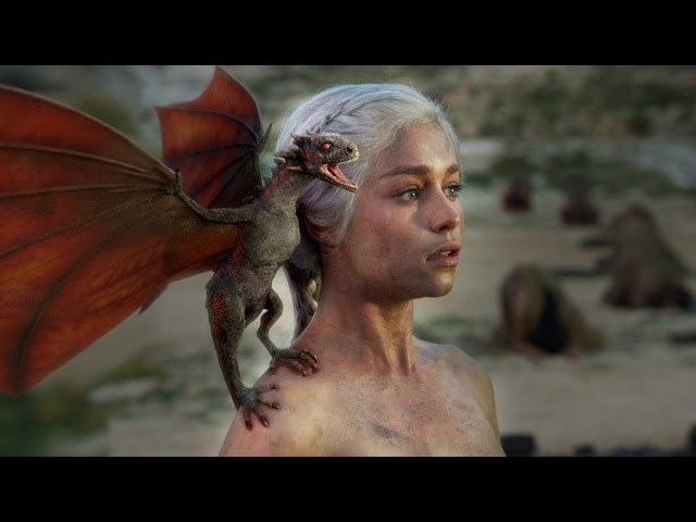 The Game of Thrones Cast Would Like to Keep These Cool Props