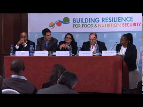 Side Event - Exploring Resilience through the Global Food Security Index - Q&A (2)