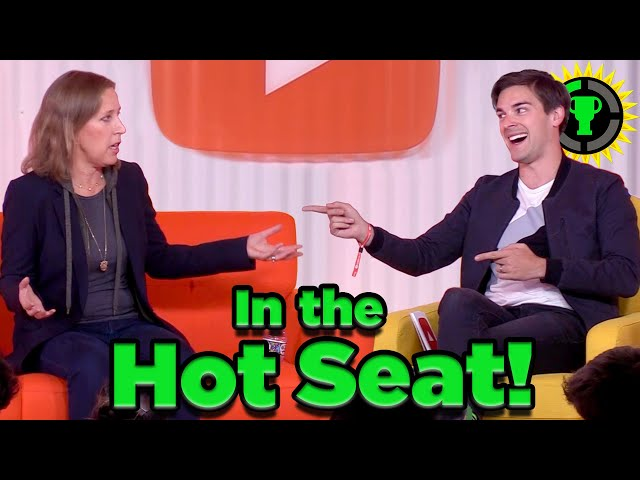Game Theory's UNCENSORED Interview with YouTube CEO Susan Wojcicki thumbnail