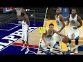 CAN A 99 OVERALL GIANT BEAT THE WARRIORS AND CAVALIERS COMBINED? NBA 2K17 GAMEPLAY!
