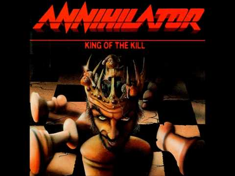Annihilator - Hell is The War