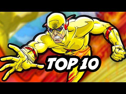 The Flash Season 1 - TOP 10 Villains