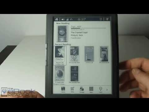 """Onyx Boox T68 Review: 6.8"""" Android 4.0 E Ink eReader"""