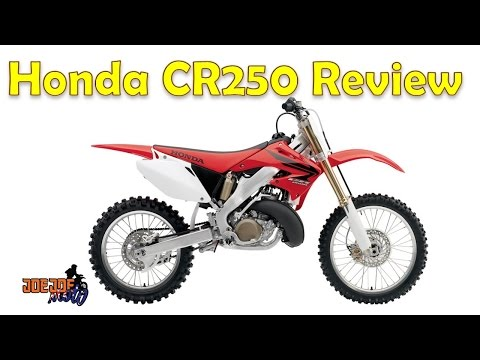 CR250 Review Ride