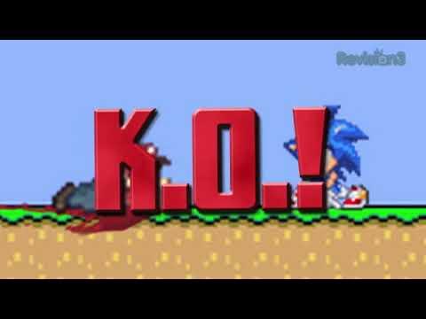 Mario VS Sonic | DEATH BATTLE! | ScrewAttack!