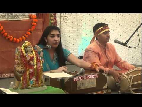 Paudi Paudi Chad Da Ja Jai Mata Di Karda  Ja Durga Bhajan video